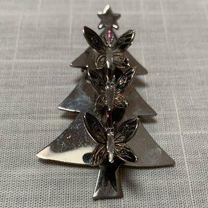 EMILIA CASTILLO Butterfly Christmas Tree Clip